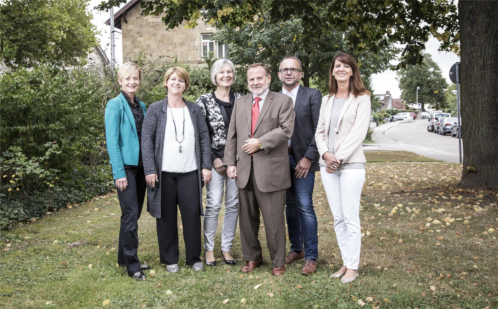 Leitungsteam des Caritasverbandes Bruchsal