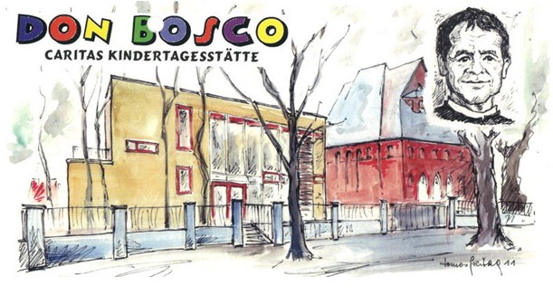 Caritas Kindertagesstätte Don Bosco