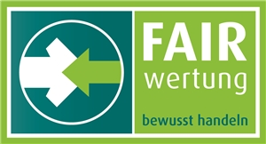 Logo des Dachverbands Fairwertung