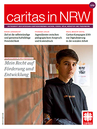 Cover Caritas in NRW 1/2019