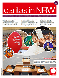 Cover Caritas in NRW 2/2017