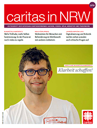 Cover Caritas in NRW 2/2019
