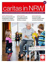 Cover Caritas in NRW 3/2017