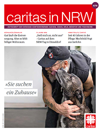 Cover Caritas in NRW 4/2016