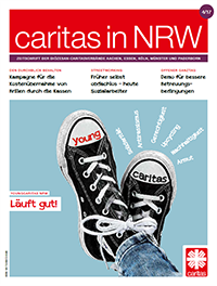 Cover Caritas in NRW 4/2017