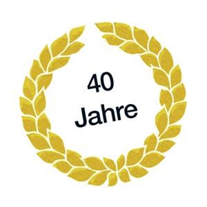 Jubiläum 40