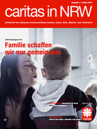 Cover Caritas in NRW 1/2013