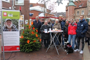 Aktion in Meppen