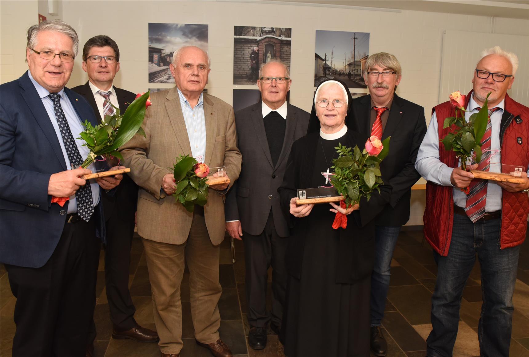 Weihbischof Kettman-Preis
