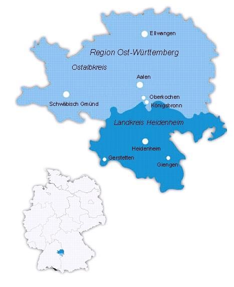 Ostalbkreis Karte.Caritas Ost Württemberg Caritas Ost Württemberg