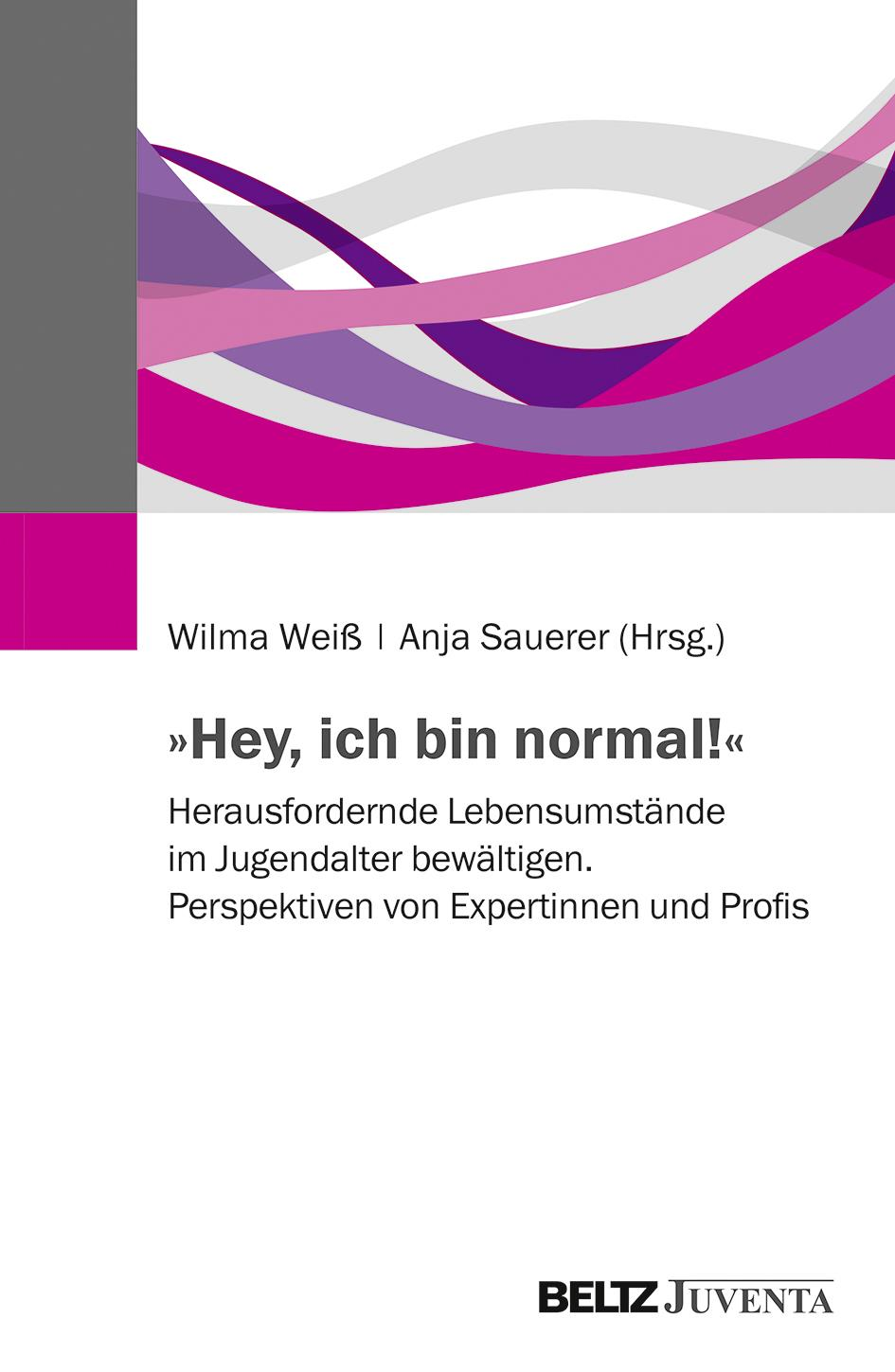 Hey, ich bin normal! - Cover