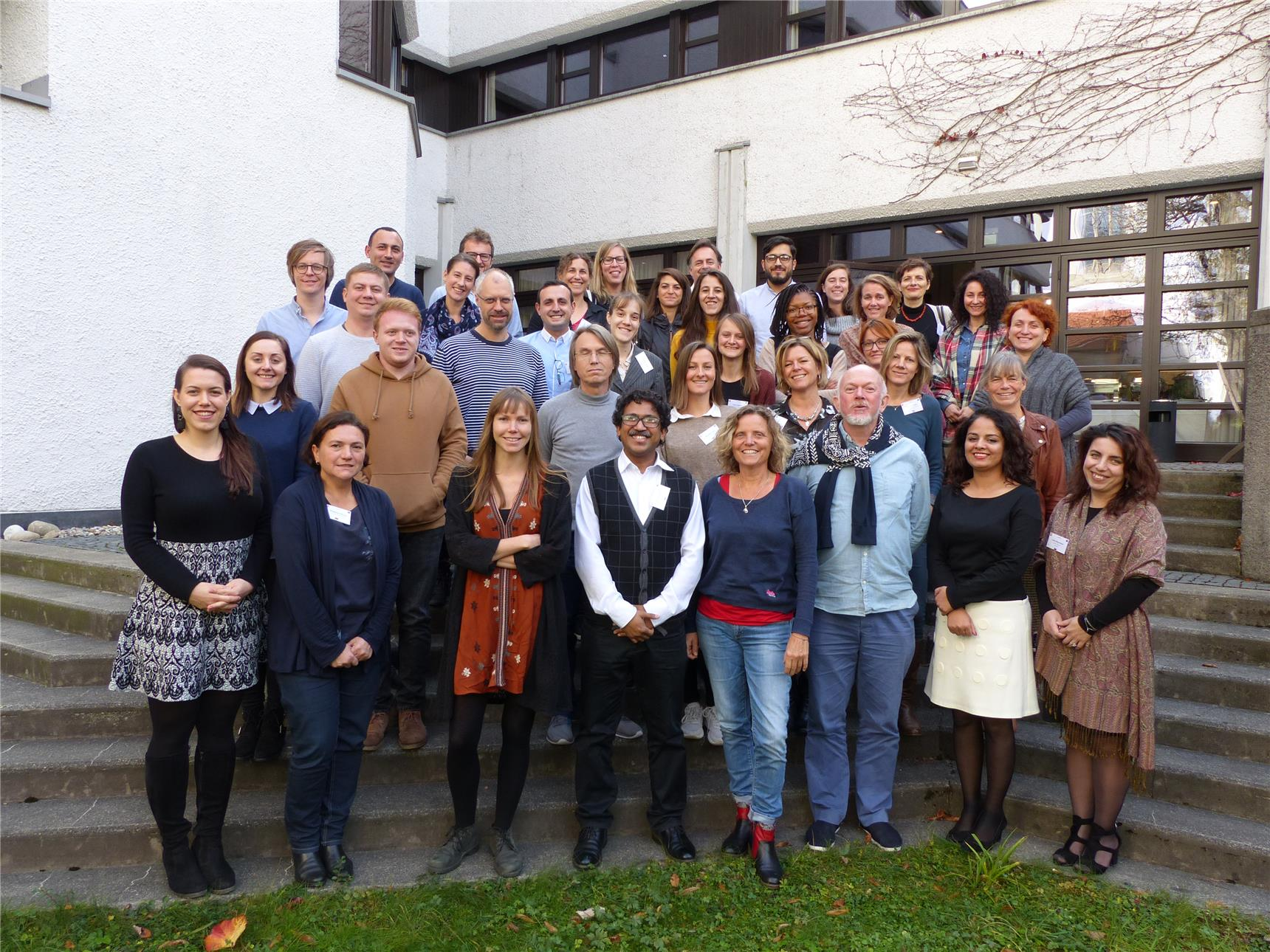 Transnational Exchange IV Workshop I Participants