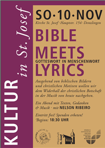 Bible meets Lyrics