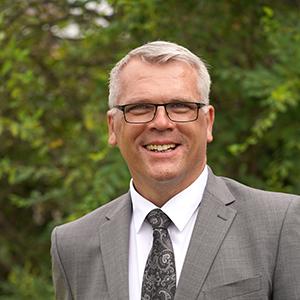 Portraitfoto des Caritasdirektors Winfried Hoffmann