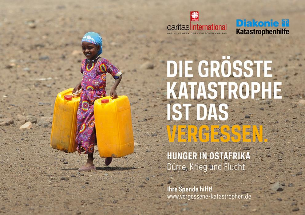 caritas international Sommeraktion 2017
