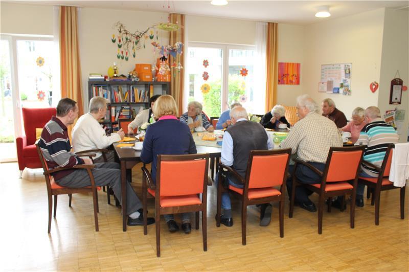 Zu Hause Wohnen zu hause wohnen in gemeinschaft den tag erleben caritas in
