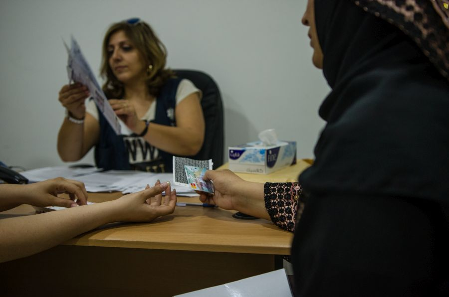 jordanien nothilfe f r syrische fl chtlinge. Black Bedroom Furniture Sets. Home Design Ideas