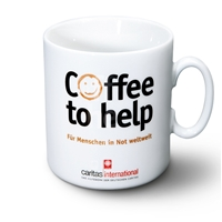 Coffee to help - Tasse