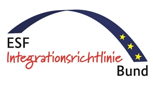 ESF Integrationsrichtlinie Logo