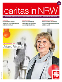 Cover Caritas in NRW 1/2020