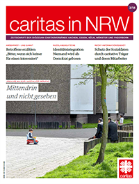 Cover Caritas in NRW 3/2018