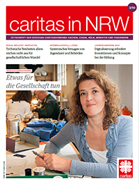 Cover Caritas in NRW 3/2019