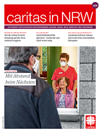 Cover Caritas in NRW 3/2020