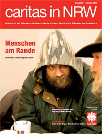 Cover Caritas in NRW 1/2009