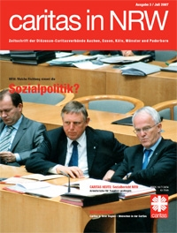 Cover Caritas in NRW 3/2007