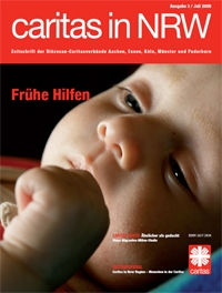 Cover Caritas in NRW 3/2009