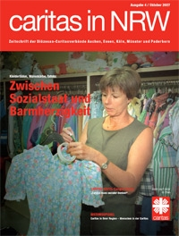 Cover Caritas in NRW 4/2007