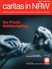 Cover Caritas in NRW 4/2009