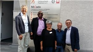Caritas-Migrationsdienst MiCado