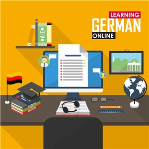 Learning German Online
