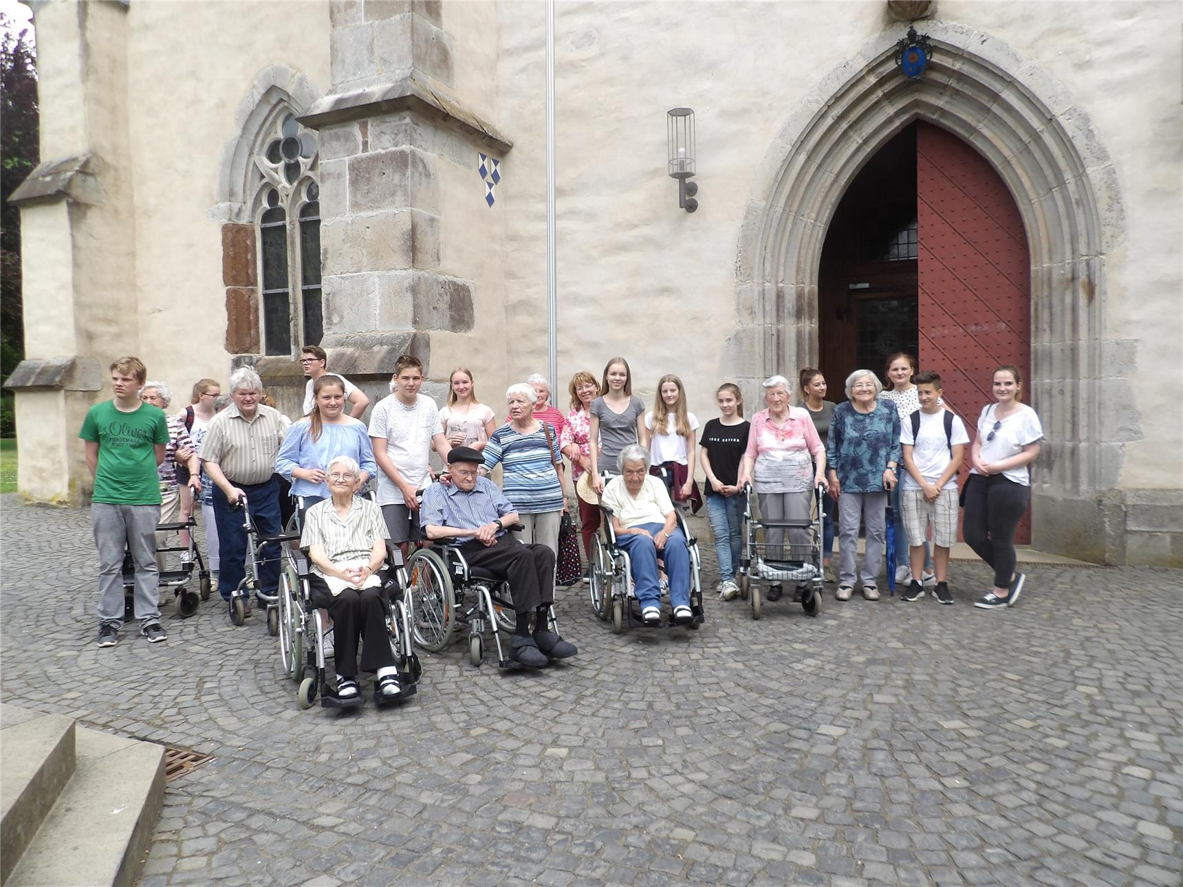 Generationentreff in Marienstatt