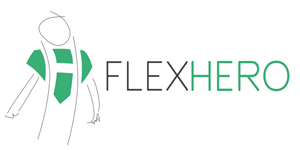Logo Flex Hero Worms