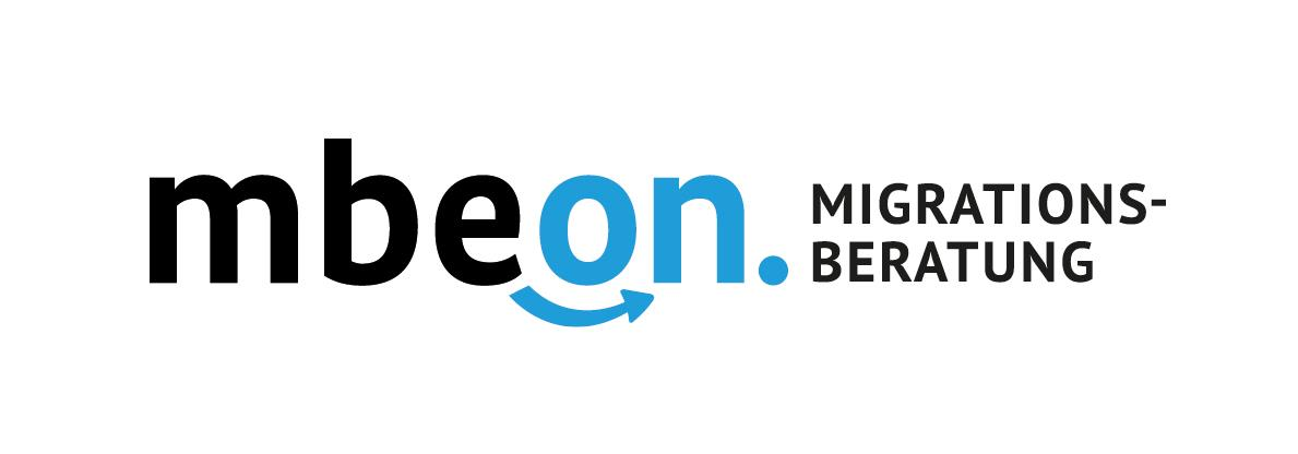 Logo der Migrationsberatung mbeon
