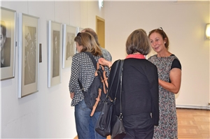 Vernissage: Integrationen im Bild