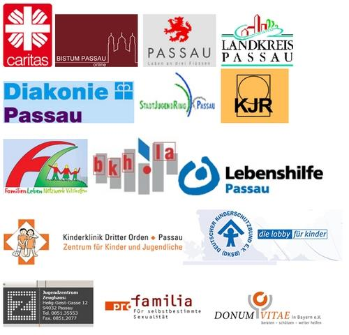Logos unserer Kooperationspartner