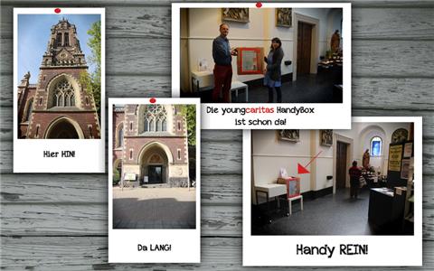 Handybox An Fünf Orten In Krefeld