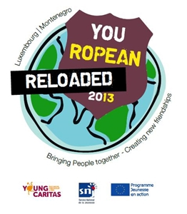 Logo des Workcamps Youropean Reloaded