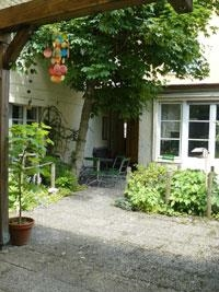 Talk Inn - Kempten_Garten 4