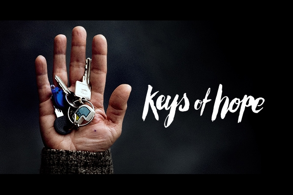 Keys of Hope Kampagne