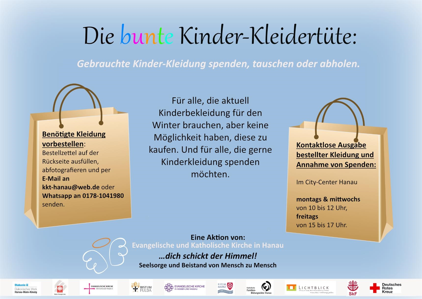Flyer zur Aktion (Jutta Link)