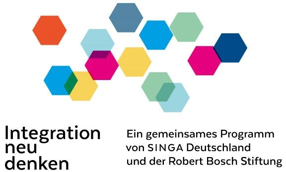 Integration neu denken Logo