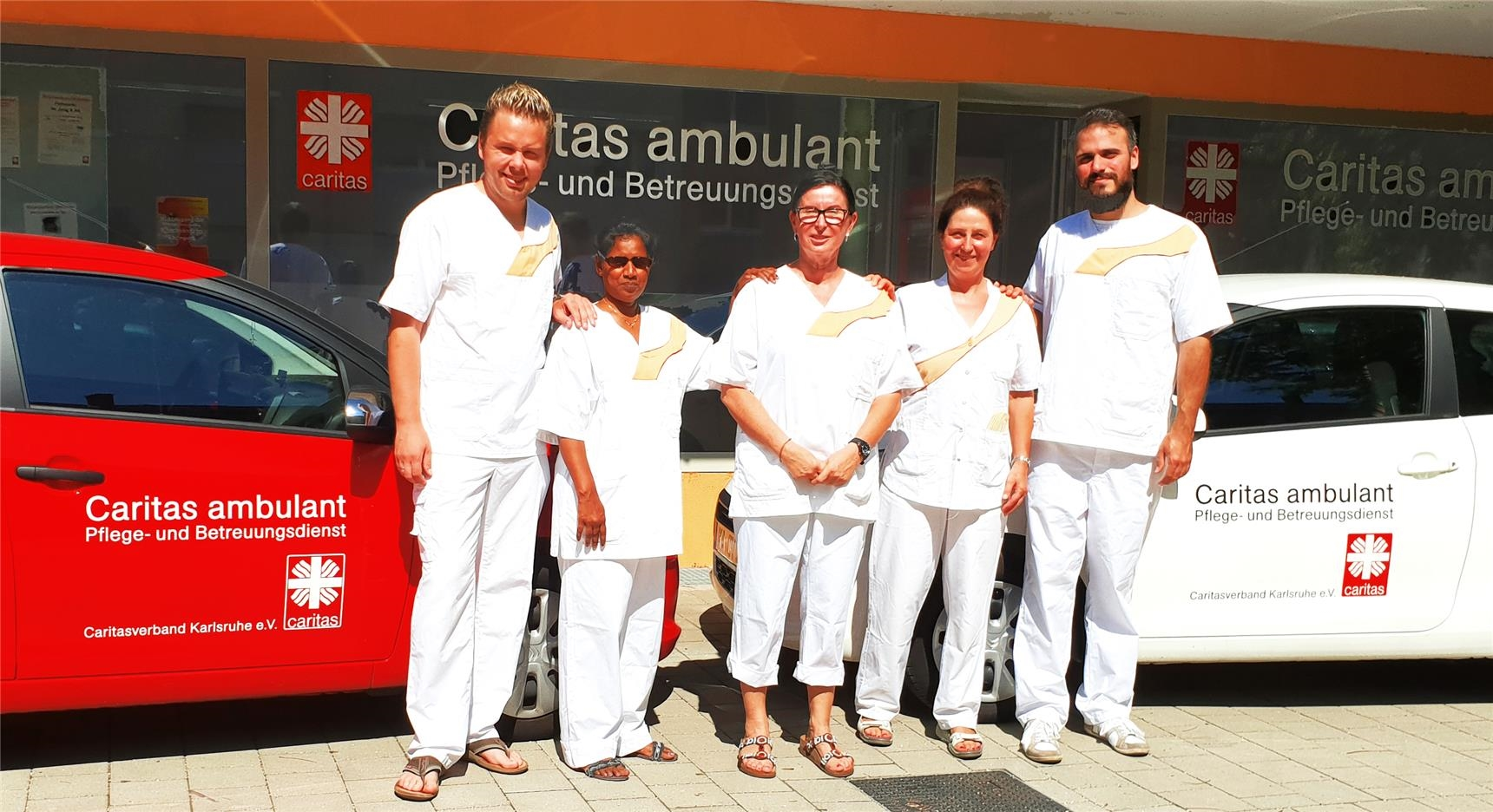 Caritas ambulant