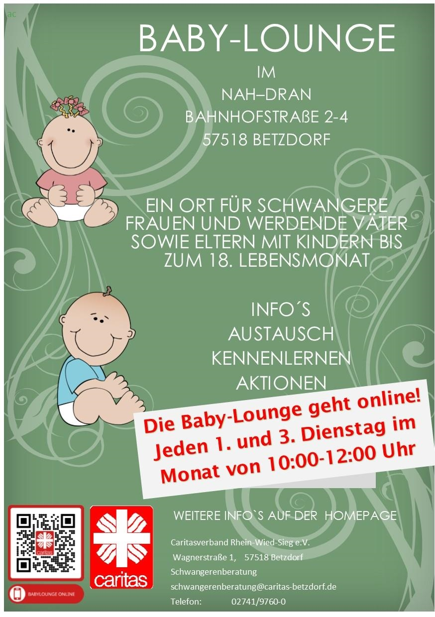 Flyer Baby-Lounge
