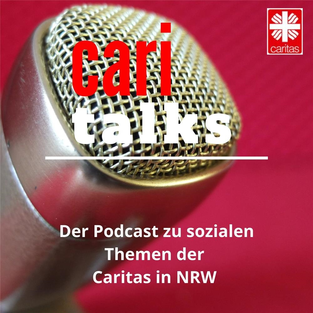 Key-Visual des Podcasts 'CARItalks'
