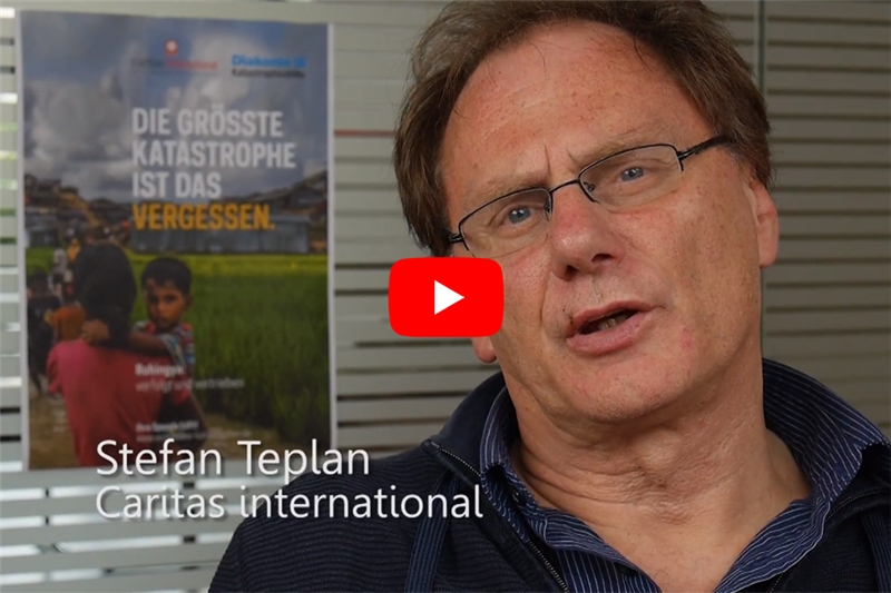 Rohingya: Interview Stefan Teplan