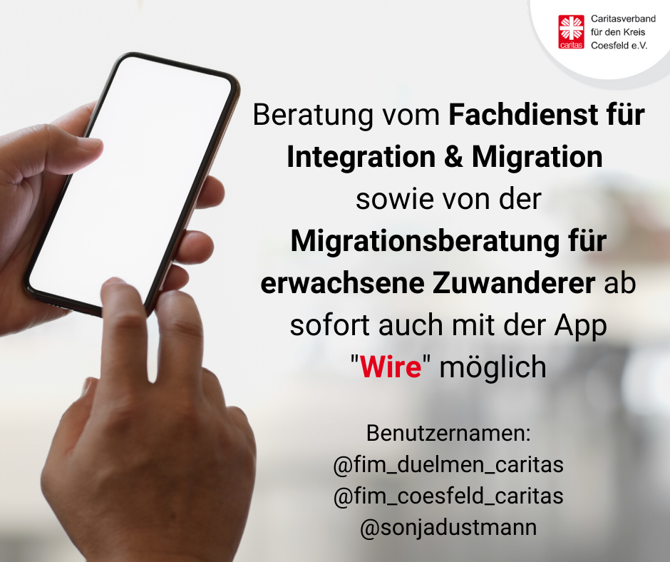 WIRE Fachdienst Integartion & Migration